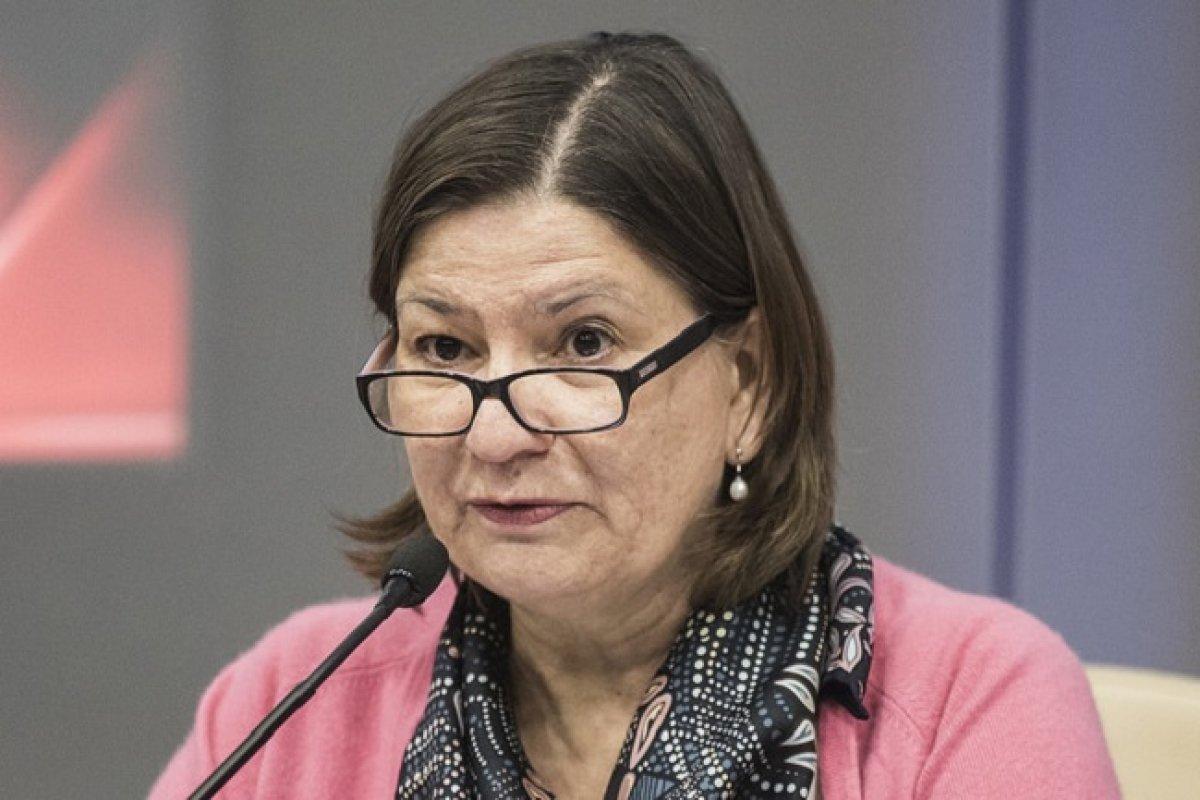 Martha Bárcena, nombrada como representante de México en EU por AMLO.