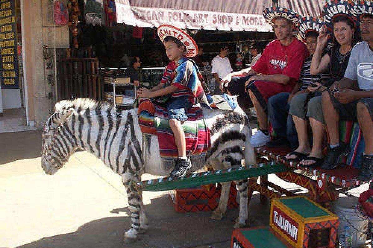 El crecimiento del turismo fronterizo en México bajo cuestionamiento. Foto: Vladimix/ algunos derechos reservados.