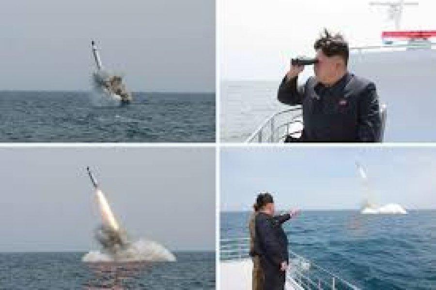 Corea del Norte ha experimentado con armas nucleares.