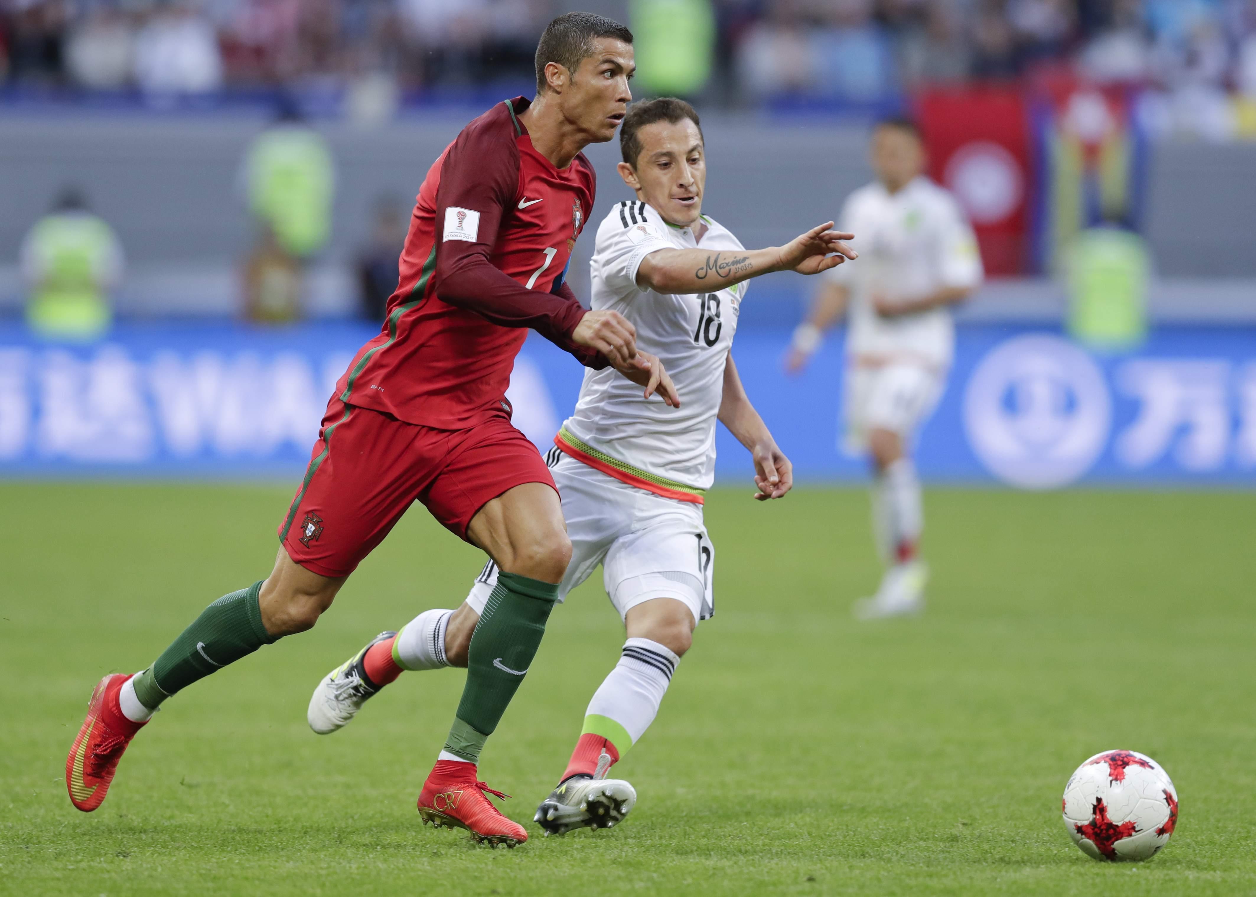 México remonta y gana 2-1 a Nueva Zelanda — Copa Confederaciones