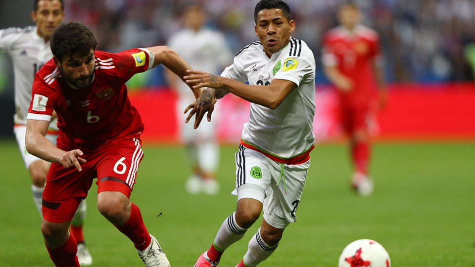 México y Alemania van por boleto a final de Confederaciones 2017