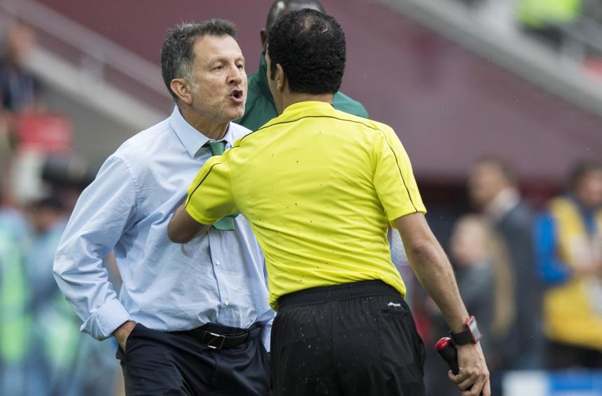 Peña Nieto felicita a la Selección Mexicana por triunfo en Copa Oro