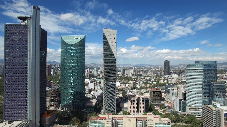 El nuevo rostro de paseo de la reforma arena p blica for Hoteles por reforma 222
