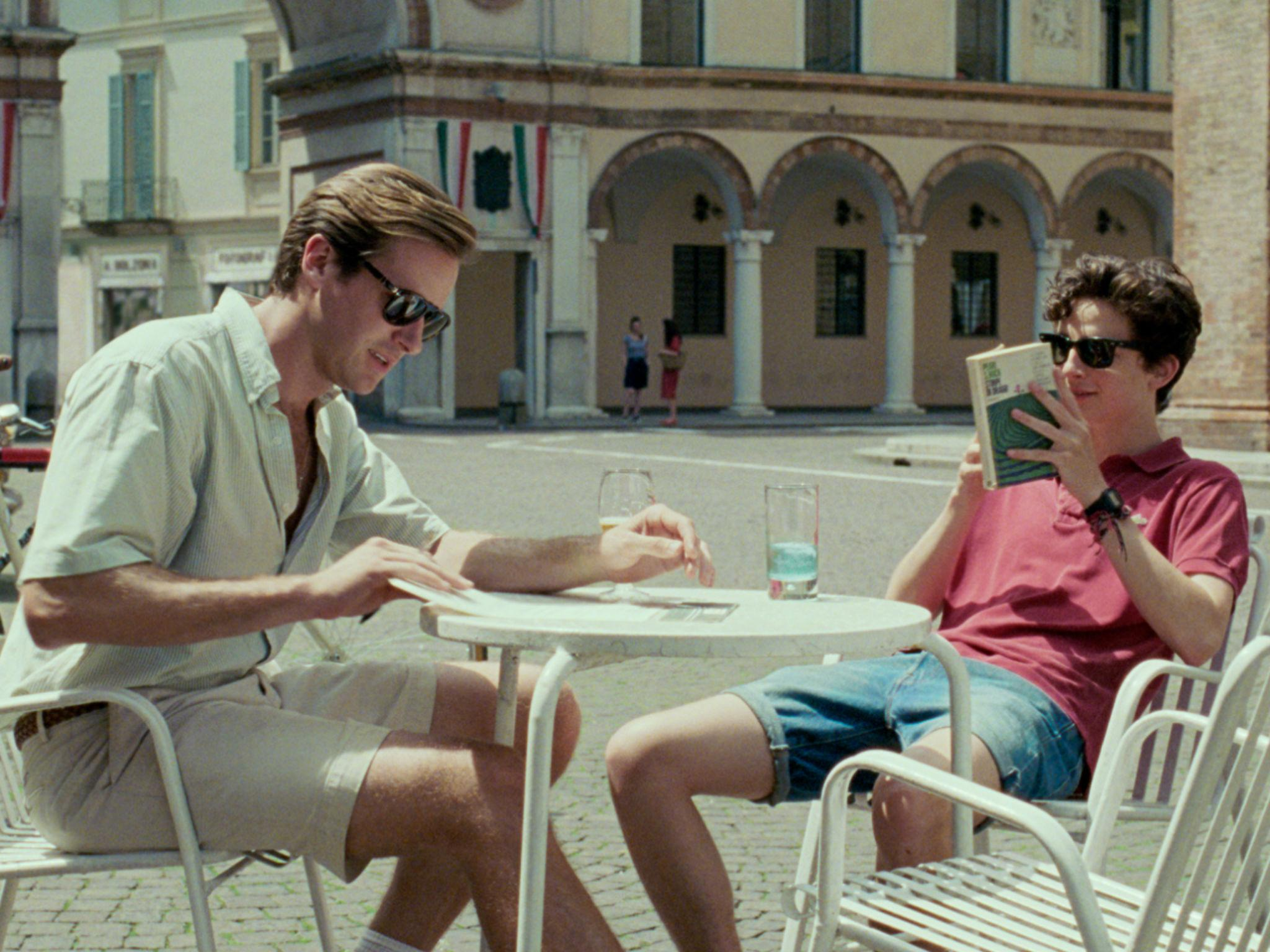 Call Me by Your Name, Sony Pictures Classics